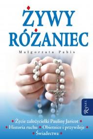 okładka Żywy różaniec. Ebook | EPUB,MOBI | autor zbiorowy