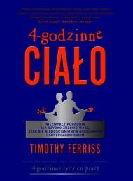 okładka 4-godzinne ciało, Ebook   Timothy Ferriss