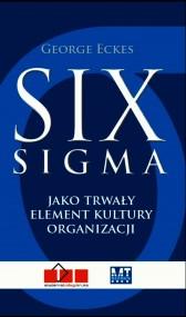 okładka Six Sigma, Ebook | George Eckes