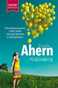 okładka PS Kocham Cię. Ebook | EPUB,MOBI | Cecelia Ahern