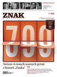 okładka ZNAK Miesięcznik nr 700 (9/2013), Ebook | autor zbiorowy