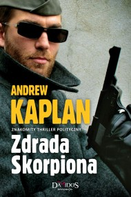 okładka Zdrada Skorpiona, Ebook | Andrew Kaplan