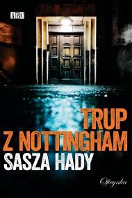 okładka Trup z Nottingham. Ebook | EPUB,MOBI | Sasza Hady