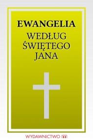 okładka Ewangelia według świętego Jana. Ebook | EPUB,MOBI | autor zbiorowy