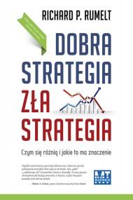 okładka Dobra strategia zła strategia. Ebook   EPUB,MOBI   Richard P. Rumelt