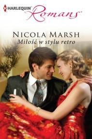 okładka Miłość w stylu retro. Ebook | EPUB,MOBI | Nicola Marsh