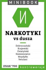 okładka Narkotyki [vs dusza]. Minibook. Ebook | EPUB,MOBI | autor zbiorowy