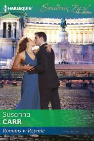 okładka Romans w Rzymie. Ebook   EPUB,MOBI   Susanna Carr