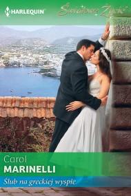 okładka Ślub na greckiej wyspie. Ebook | EPUB,MOBI | Carol Marinelli