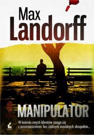 okładka Manipulator. Ebook | EPUB,MOBI | Max Landorff