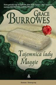okładka Tajemnica lady Maggie. Ebook | EPUB,MOBI | Grace Burrowes