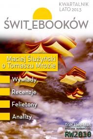 okładka Świt ebooków nr 2. Ebook | papier | Praca Zbiorowa