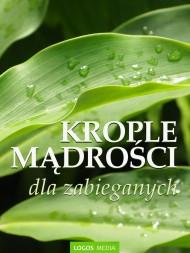 okładka Krople mądrości dla zabieganych. Ebook | papier | L. M. Book