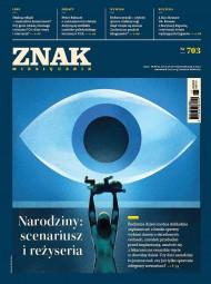 okładka ZNAK Miesięcznik nr 703 (12/2013). Ebook | EPUB,MOBI | autor zbiorowy