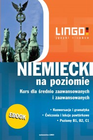 okładka Niemiecki  na poziomie. Ebook | PDF | Tomasz Sielecki