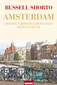okładka Amsterdam. Ebook | EPUB,MOBI | Russell Shorto
