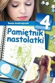 okładka Pamiętnik nastolatki 4. Ebook | EPUB,MOBI | Beata Andrzejczuk