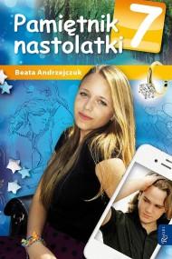 okładka Pamiętnik nastolatki 7. Ebook | EPUB,MOBI | Beata Andrzejczuk