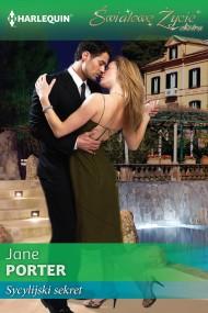 okładka Sycylijski sekret, Ebook | Jane Porter