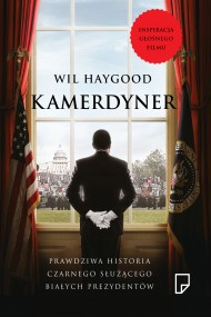 okładka Kamerdyner. Ebook | EPUB,MOBI | Wil  Haygood