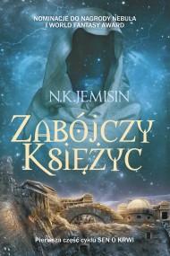 okładka Zabójczy księżyc, Ebook | N.K. Jemisin