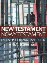 okładka Nowy Testament. angielsko-polski. Ebook | EPUB,MOBI | WEB EIB