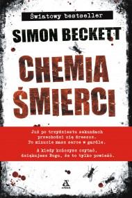 okładka Chemia smierci. Ebook   EPUB,MOBI   Simon Beckett