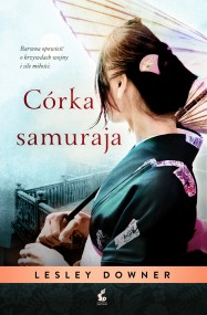 okładka Córka samuraja. Ebook | papier | Lesley Downer
