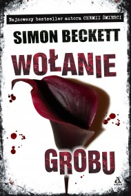 okładka Wołanie grobu. Ebook   EPUB,MOBI   Simon Beckett
