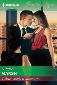 okładka Tydzień Mody w Melbourne. Ebook | EPUB,MOBI | Nicola Marsh
