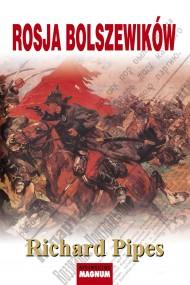 okładka Rosja bolszewików. Ebook   EPUB,MOBI   Richard Pipes