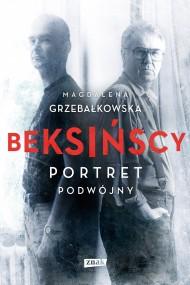 okładka Beksińscy. Portret podwójny. Ebook | papier | Magdalena Grzebałkowska