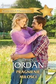 okładka Pragnienie miłości. Ebook | EPUB,MOBI | Penny Jordan