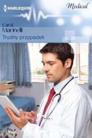 okładka Trudny przypadek. Ebook | EPUB,MOBI | Carol Marinelli