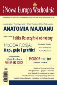 okładka Nowa Europa Wschodnia 2/2014. Ebook | EPUB,MOBI | zbiorowe zbiorowe