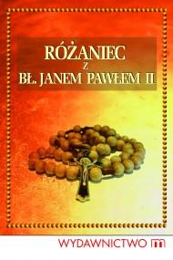 okładka Różaniec z Janem Pawłem II. Ebook | EPUB,MOBI | Jan Paweł II