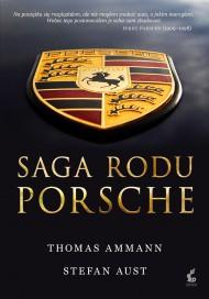 okładka Saga rodu Porsche. Ebook | EPUB,MOBI | Thomas  Ammann, Stefan Aust