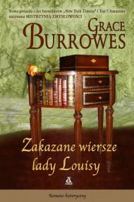 okładka Zakazane wiersze lady Louisy. Ebook | EPUB,MOBI | Grace Burrowes