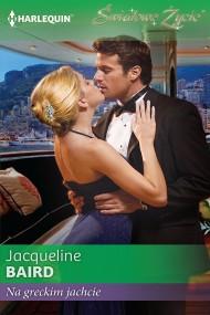 okładka Na greckim jachcie. Ebook | EPUB,MOBI | Jacqueline Baird