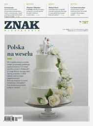 okładka ZNAK Miesięcznik nr 707 (4/2014). Ebook | EPUB,MOBI | autor zbiorowy
