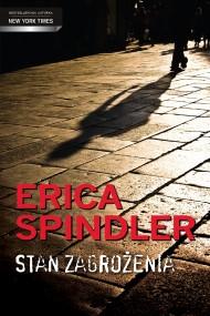 okładka Stan Zagrożenia. Ebook | EPUB,MOBI | Erica Spindler