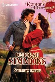 okładka Samotny rycerz. Ebook | EPUB,MOBI | Deborah Simmons
