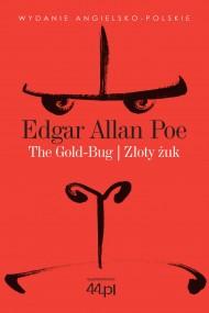 okładka The Gold-Bug. Złoty żuk. Ebook | EPUB,MOBI | Edgar Allan Poe