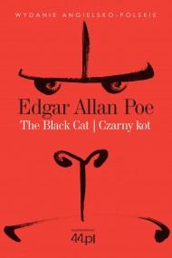 okładka The Black Cat. Czarny Kot. Ebook | EPUB,MOBI | Edgar Allan Poe