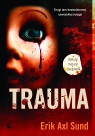 okładka Trauma. Ebook | papier | Erik Axl  Sund
