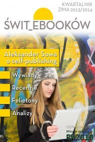 okładka Świt ebooków nr 4. Ebook | papier | Praca Zbiorowa
