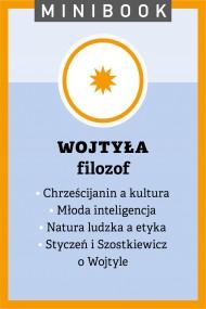 okładka Wojtyła. Minibook. Ebook | EPUB,MOBI | autor zbiorowy