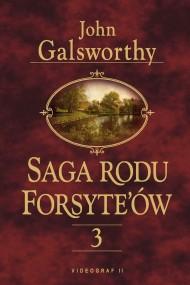 okładka Saga rodu Forsyte'ów 3. Przebudzenie. Do wynajęcia. Ebook | EPUB,MOBI | John Galsworthy