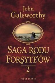 okładka Saga rodu Forsyte'ów 2. Babie lato jednego z Forsyte'ów. W matni. Ebook | EPUB,MOBI | John Galsworthy