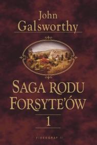 okładka Saga Rodu Forsyte'ów 1. Posiadacz. Ebook | EPUB,MOBI | John Galsworthy